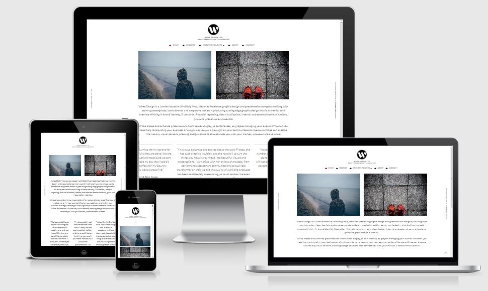 Whee Design Portfolio Image web design Cornwall