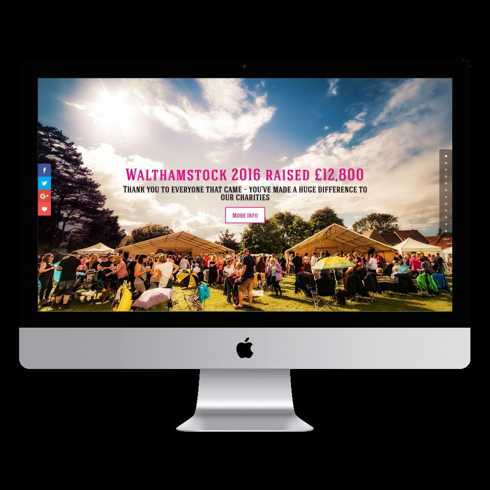 Walthamstock Festival