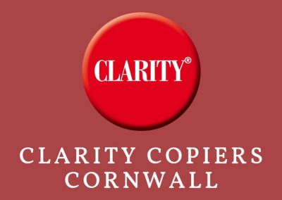 Clarity Copiers Cornwall