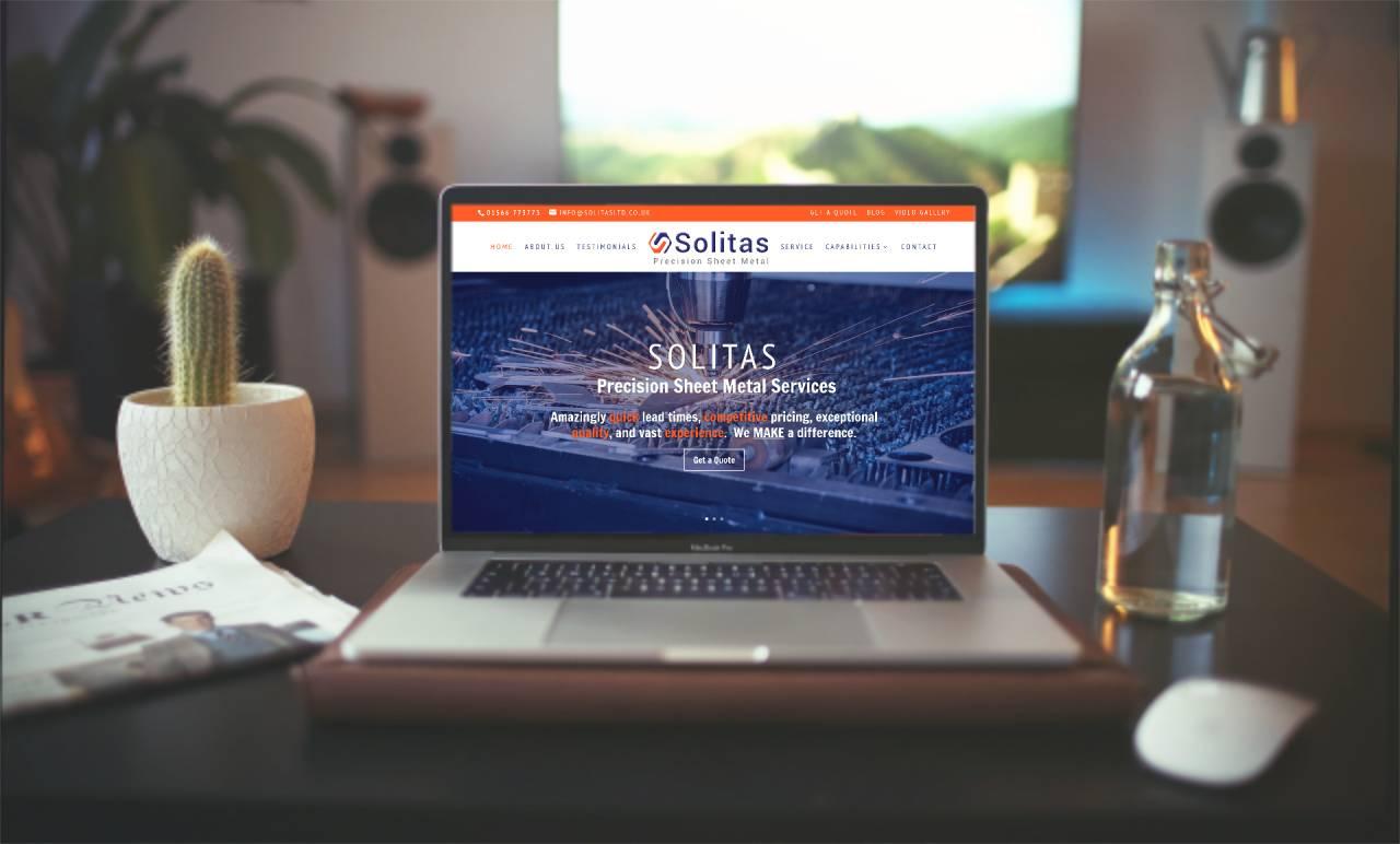Solitas Sheet Metal Services